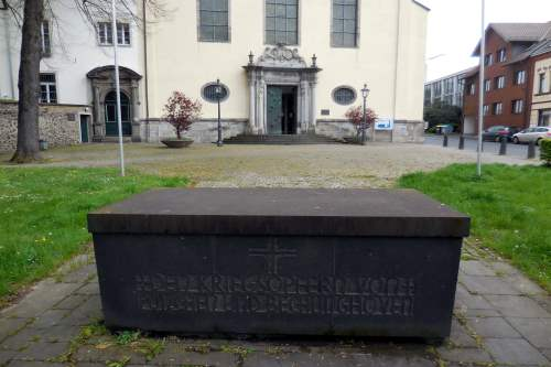 War Memorial Bonn Pützchen