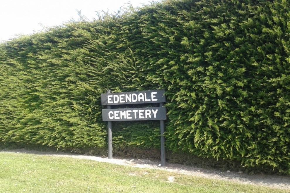 Oorlogsgraven van het Gemenebest Edendale Cemetery