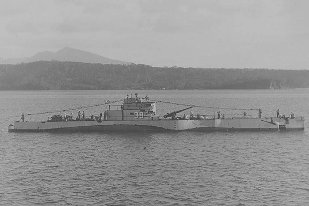 Shipwreck Submarine SS-144 (S-39)