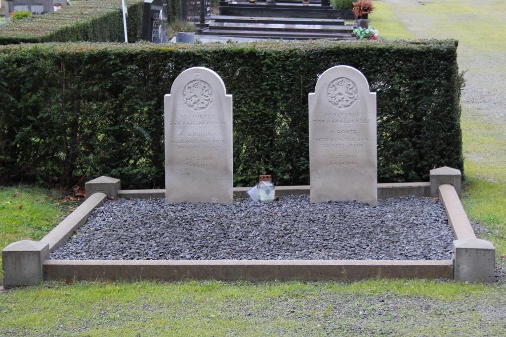 Nederlandse Oorlogsgraven Leuven