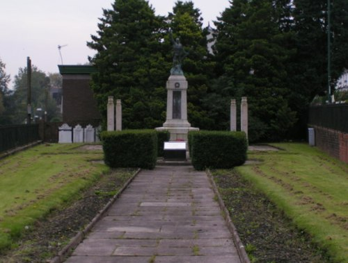 War Memorial Ebbw Vale