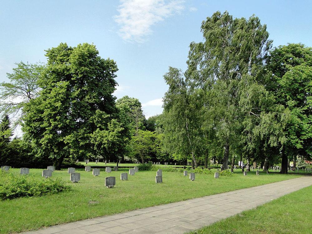 Oorlogsbegraafplaats Stargard