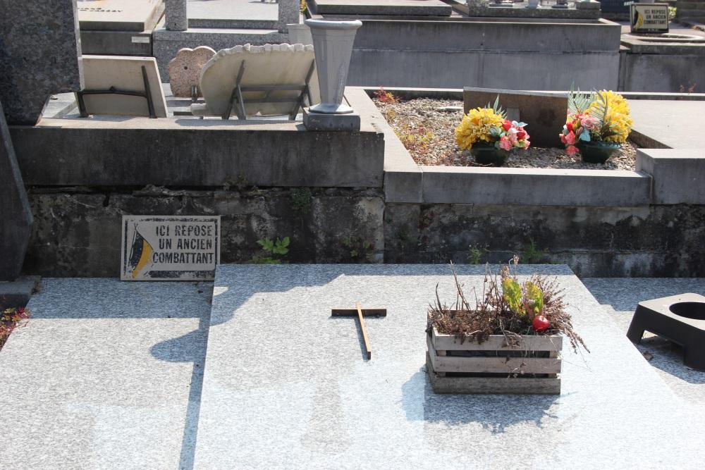 Graven Oudstrijders Aywaille