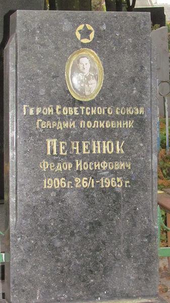 Militaire Begraafplaats Zjytomyr