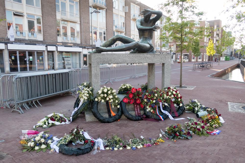 Memorial 'Man Against Power'