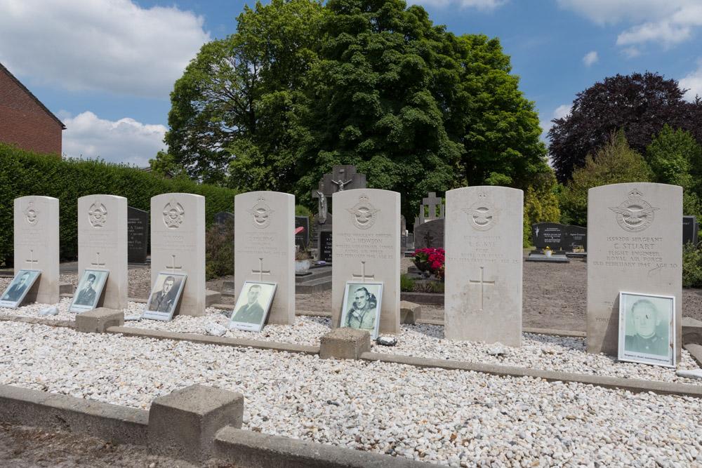 Commonwealth War Graves Westerbeek