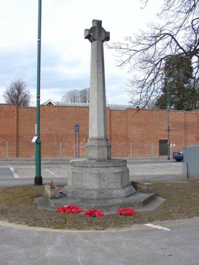 War Memorial Ascot