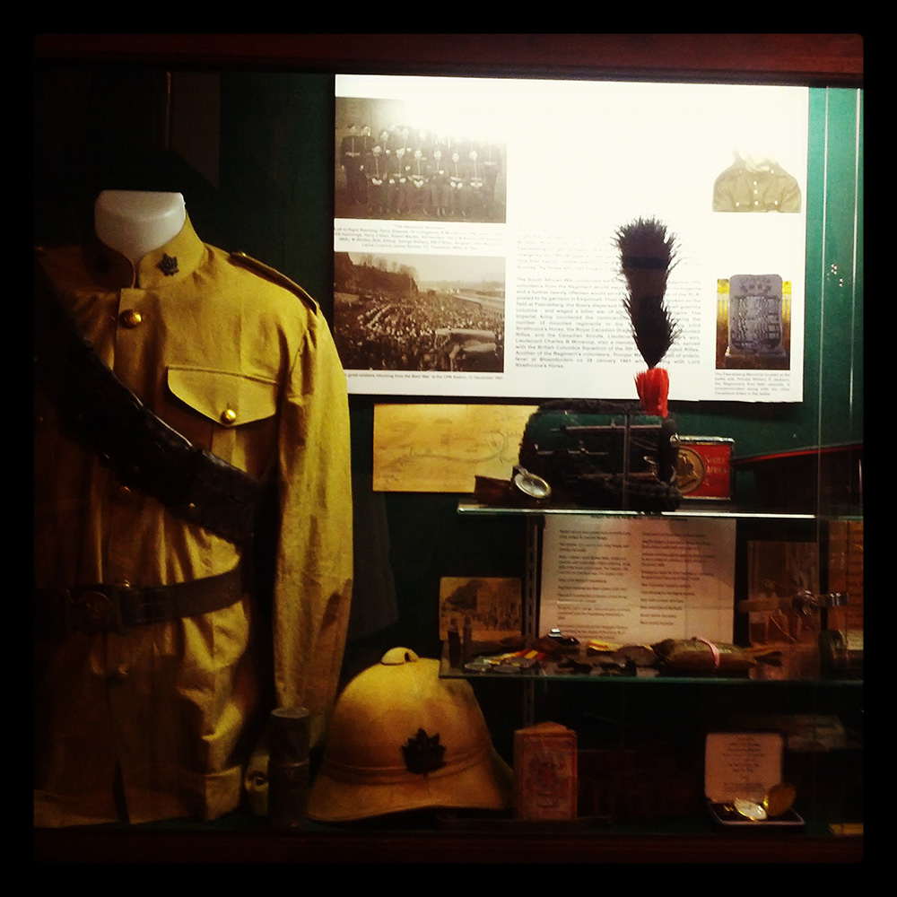 Regimental Museum of the BC Regiment