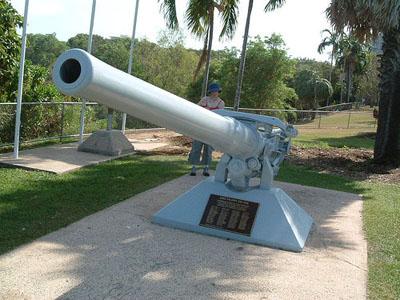U.S.S. Peary Memorial