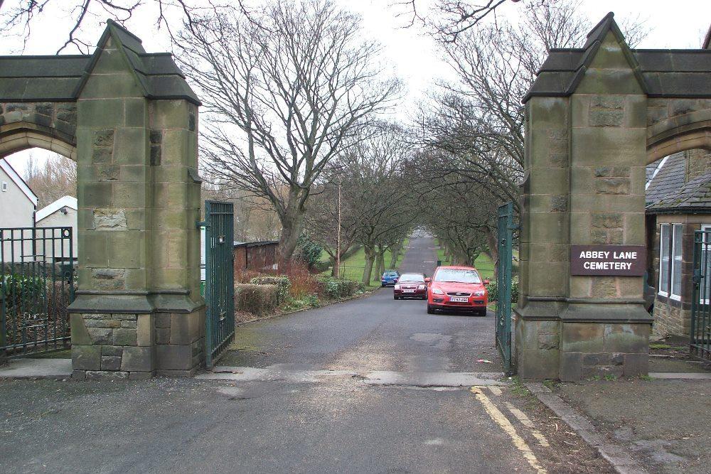 Oorlogsgraven van het Gemenebest Abbey Lane Cemetery