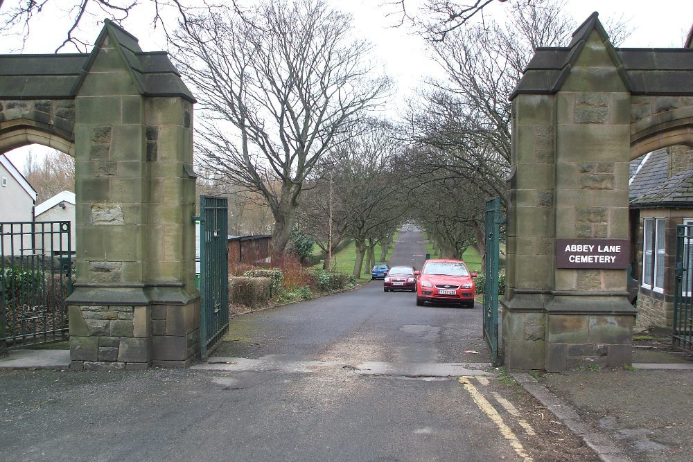 Commonwealth War Graves Abbey Lane Cemetery