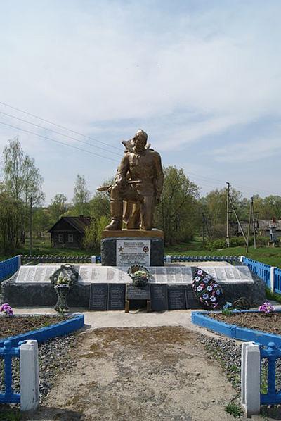 Massagraf Sovjet Soldaten Shapchitsy