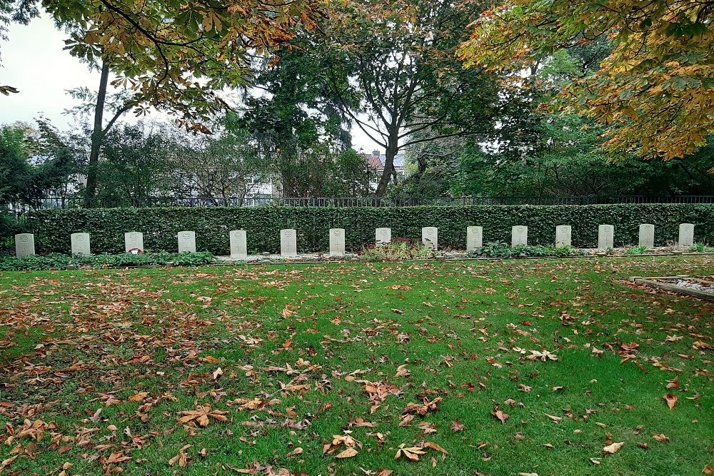 Commonwealth War Graves Hilversum