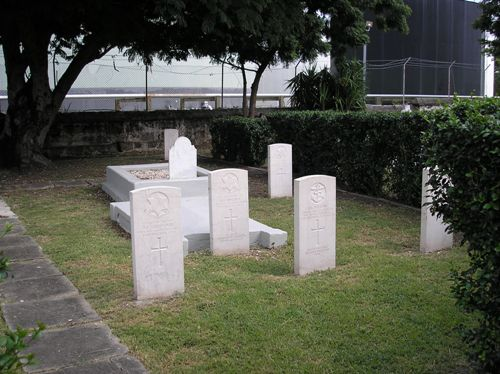 Commonwealth War Graves Gravesend