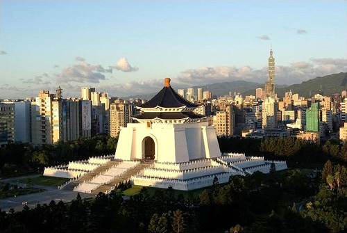 Chiang Kai Shek Monument Hall