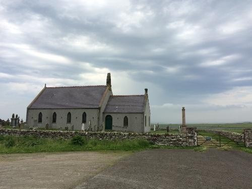 Commonwealth War Graves Stennes Parish Churchyard