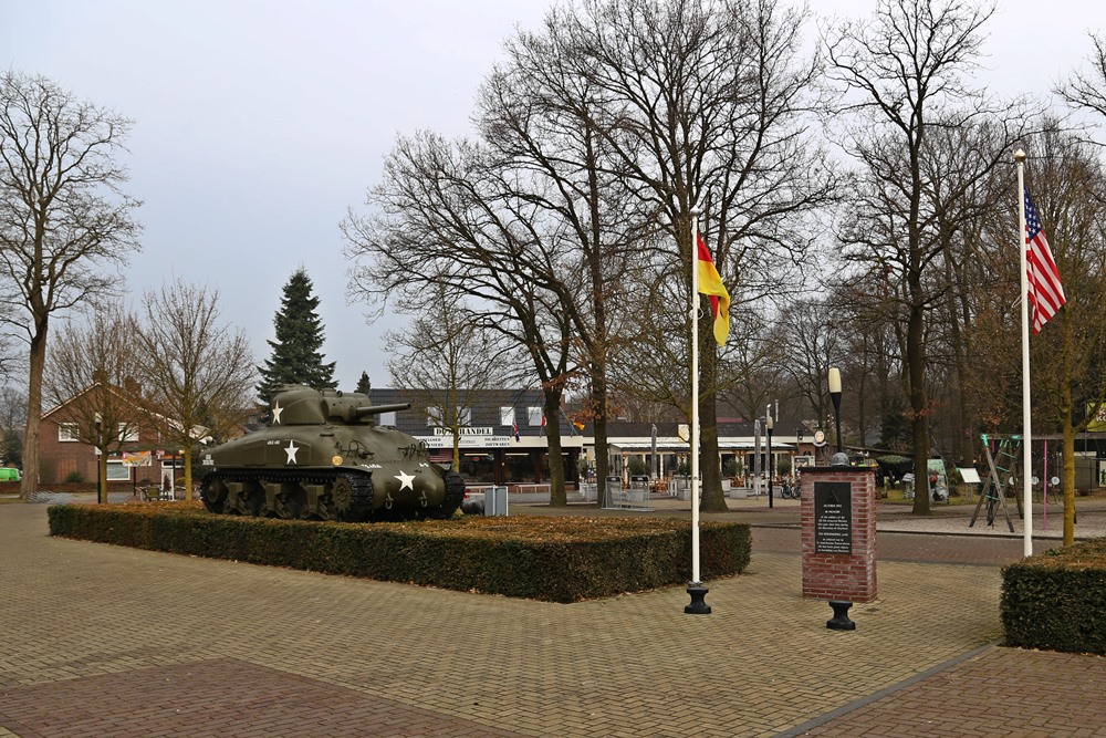 US 7th Armored Division Memorial