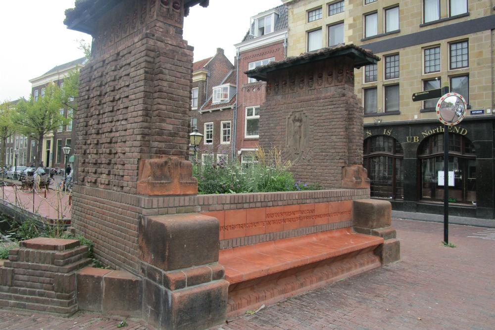 Monument N.C. de Gijselaar Leiden