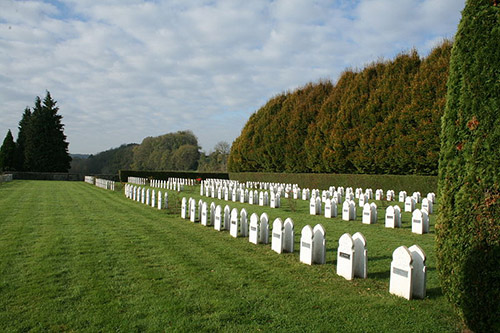 French War Cemetery Rougemont