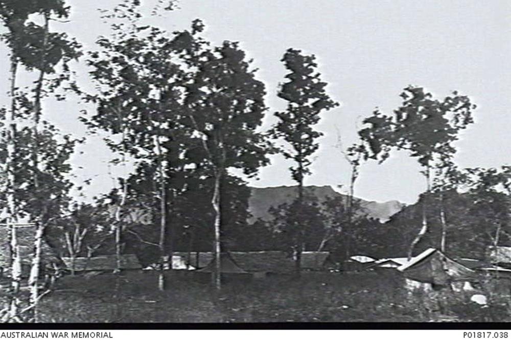 Goodenough Island - Hospital Area