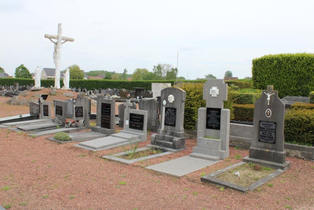 Veteran Cemetery Ramsdonk