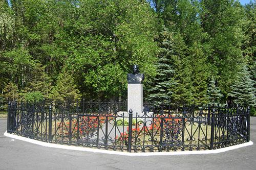 Grave Memorial Musa Gareyev