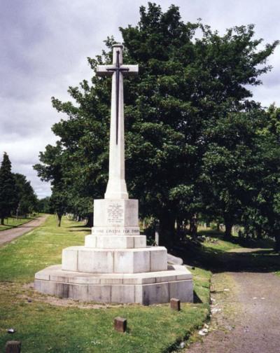Commonwealth War Graves Craigton Cemetery