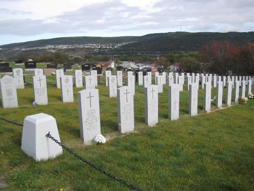 Polish War Grave St. Johns