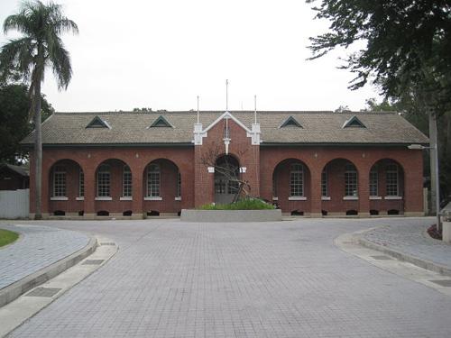 Former Japanese Garrison Military Hospital Bei Tainan