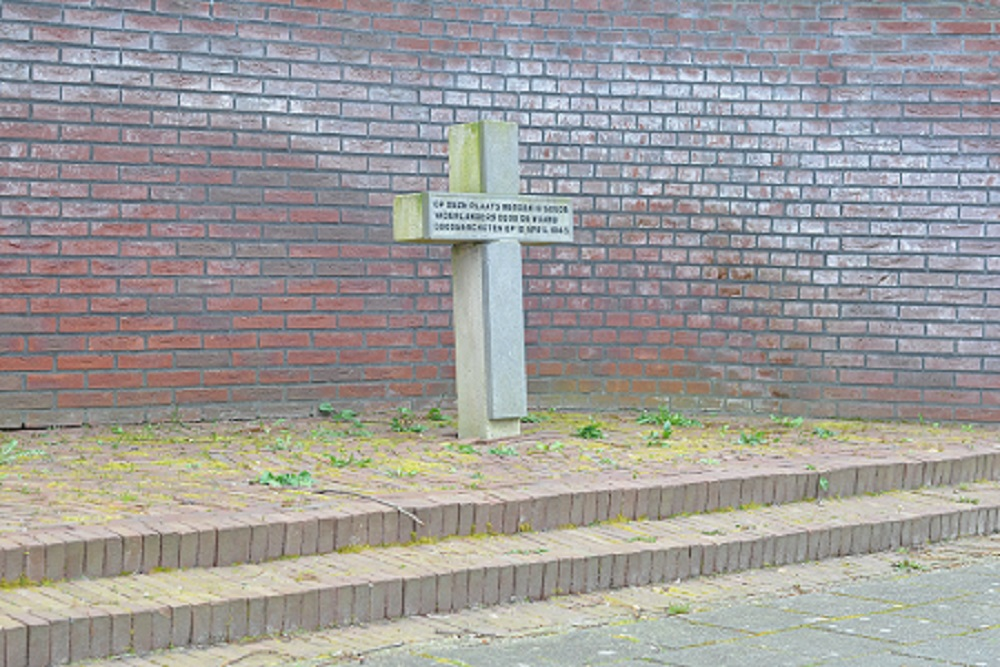 Monument Executies 10 April 1945