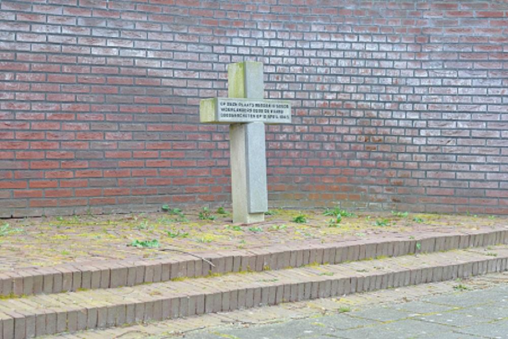 Memorial Executions 10 April 1945