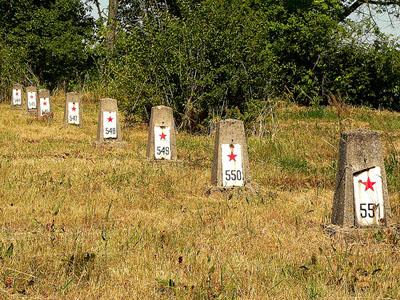 Sovjet Oorlogsbegraafplaats Maków Mazowiecki