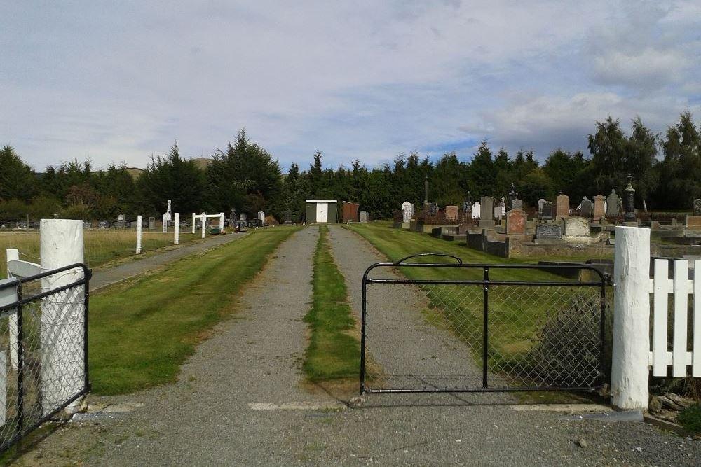 Oorlogsgraven van het Gemenebest Clinton Cemetery