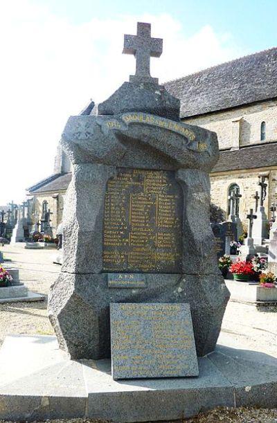 War Memorial Daoulas