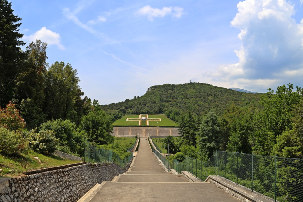 Polish War Cemetery Cassino