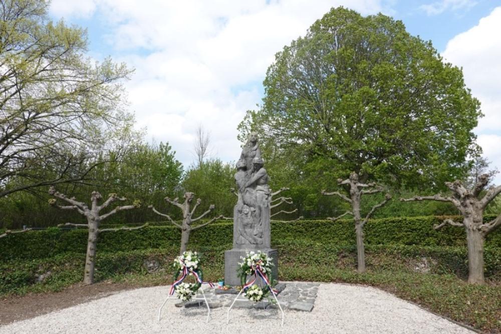 Monument Gevallenen Zuid-Limburg