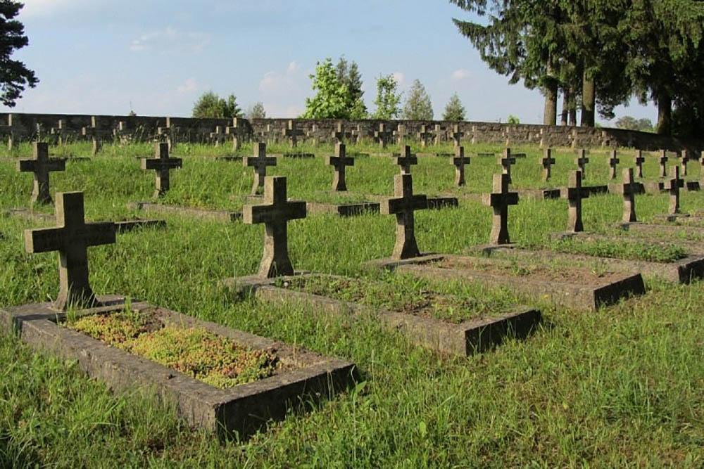 Poolse Oorlogsbegraafplaats Vawkavysk