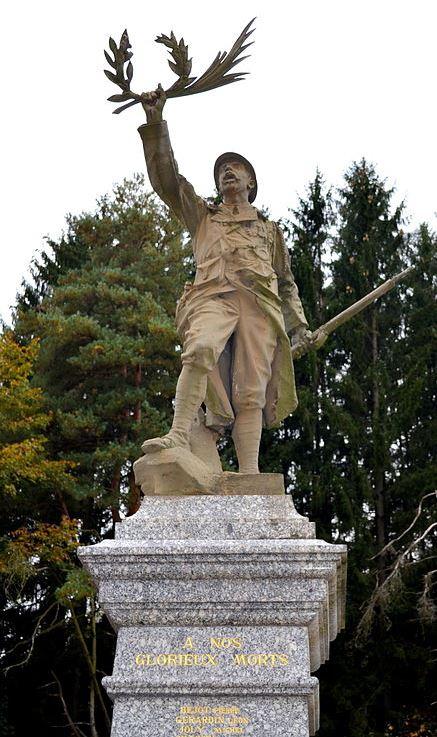 War Memorial Brouvelieures