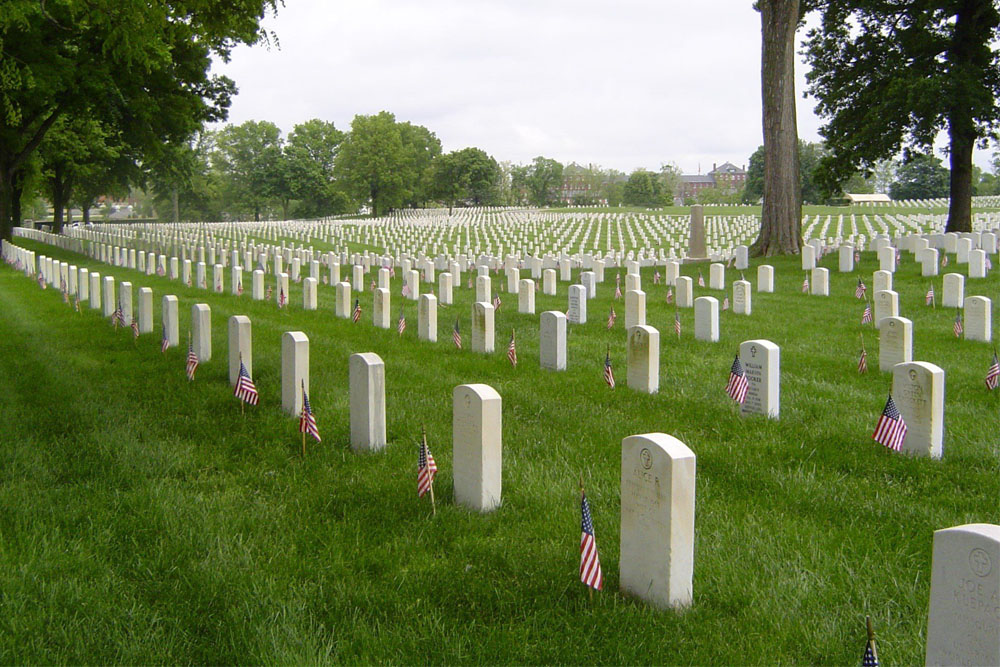 American War Graves Jefferson Barracks National Cemetery
