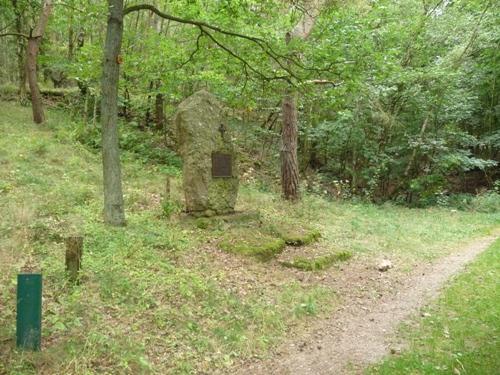 Remembrance Stone Alwin Hoven