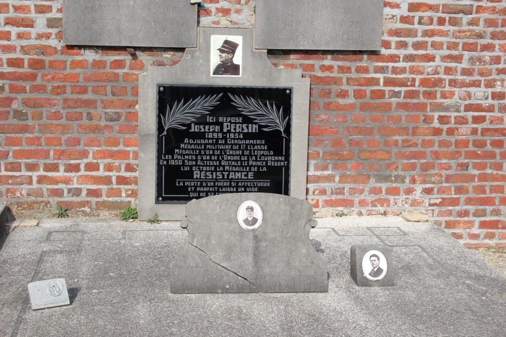 Graven Oudstrijders Thorembais-Saint-Trond