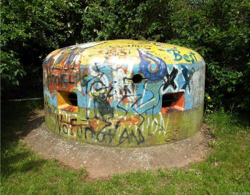 Westwall - Regelbau 115 Bunker Ensdorf