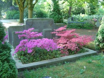 Dutch War Graves General Cemetery Zutphen