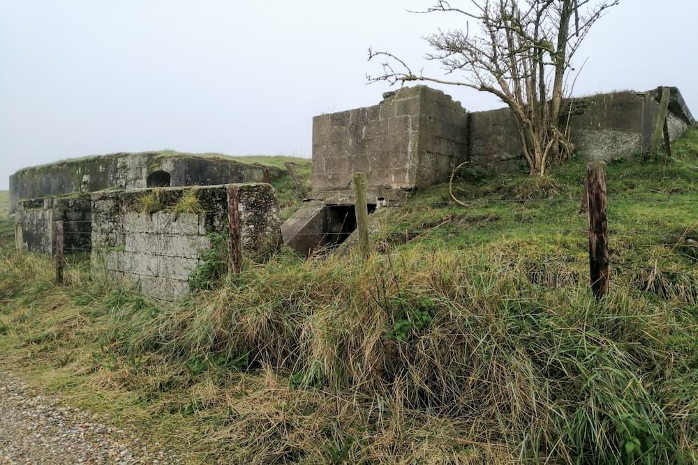 Stützpunkt Scharnhorst III - bunker 2