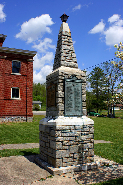 World War Memorial Ashe County