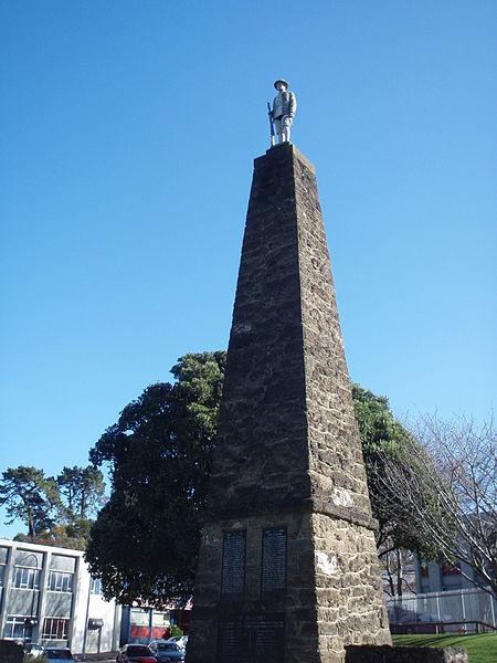 Maori War Memorial Whanganui