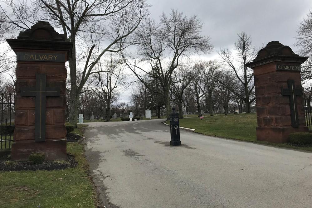 American War Graves Calvary Cemetery