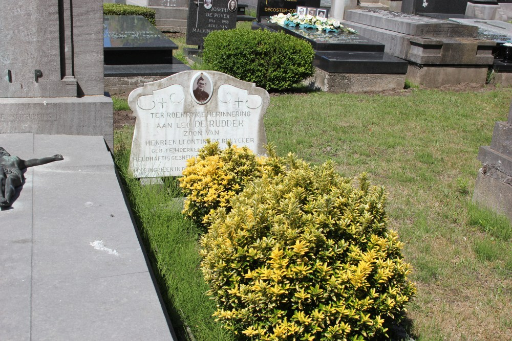Belgian War Grave Moerkerke