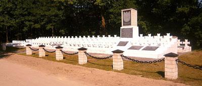 Polish War Cemetery Wytyczno