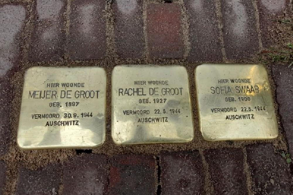 Stumbling Stones Rijnstraat 43 Arnhem